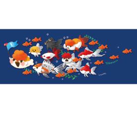 キタイミコト「金魚ツアー」